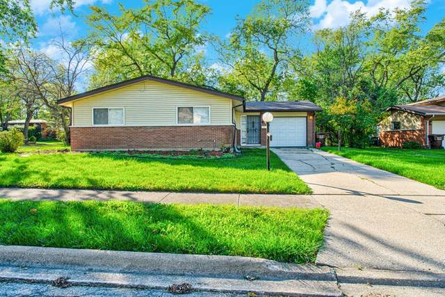 400 Springfield Street, Park Forest, IL 60466 (MLS #11254864) :: The Wexler Group at Keller Williams Preferred Realty