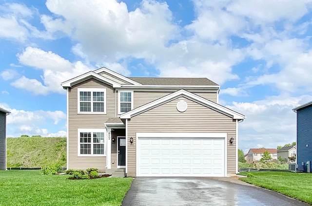 609 Ironwood Avenue, Oswego, IL 60543 (MLS #11254924) :: O'Neil Property Group