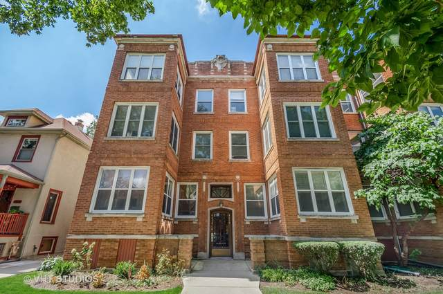 4454 N Whipple Street #1, Chicago, IL 60625 (MLS #11254928) :: Lux Home Chicago