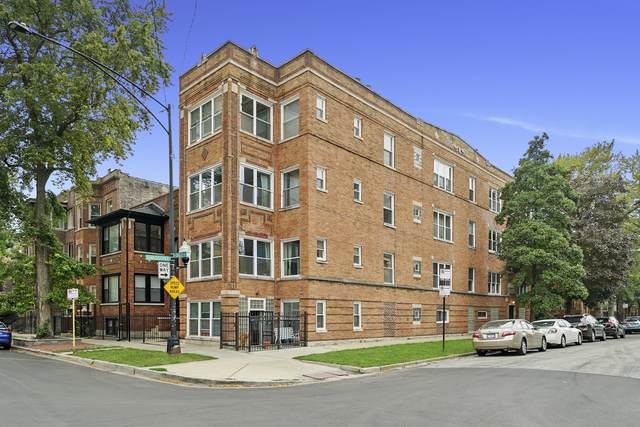 2307 W Haddon Avenue D, Chicago, IL 60622 (MLS #11254954) :: The Dena Furlow Team - Keller Williams Realty