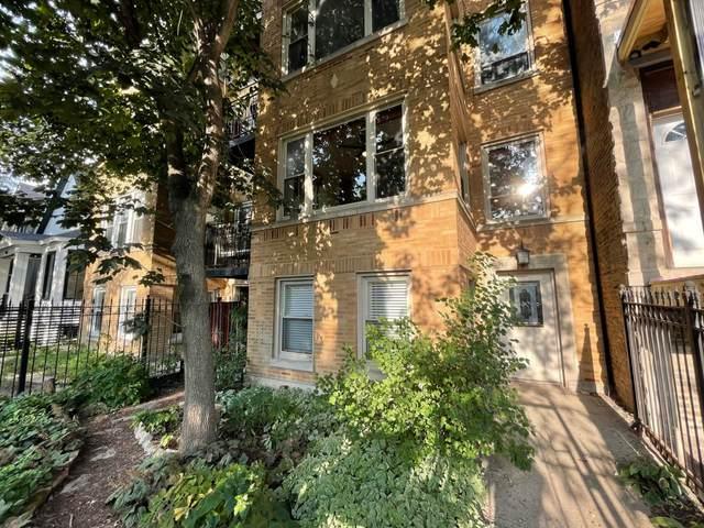 2837 N Whipple Street #1, Chicago, IL 60618 (MLS #11254966) :: John Lyons Real Estate