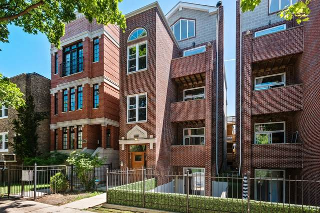 1525 W Montana Street #3, Chicago, IL 60614 (MLS #11254983) :: The Wexler Group at Keller Williams Preferred Realty