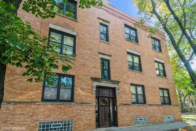 3737 N Leavitt Street 3N, Chicago, IL 60618 (MLS #11255067) :: The Wexler Group at Keller Williams Preferred Realty