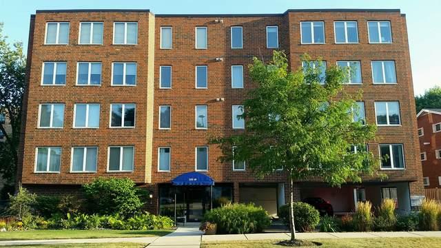 355 W Miner Street 4C, Arlington Heights, IL 60005 (MLS #11255087) :: Littlefield Group