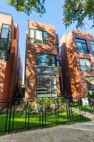 2312 W Wabansia Avenue #1, Chicago, IL 60622 (MLS #11255118) :: The Dena Furlow Team - Keller Williams Realty