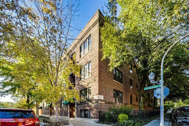 736 W Wrightwood Avenue #3, Chicago, IL 60614 (MLS #11255215) :: The Wexler Group at Keller Williams Preferred Realty