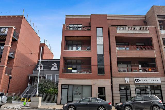 2507 N Halsted Street #2, Chicago, IL 60614 (MLS #11255236) :: The Wexler Group at Keller Williams Preferred Realty