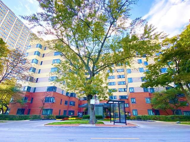 5056 N Marine Drive B4, Chicago, IL 60640 (MLS #11255274) :: Littlefield Group