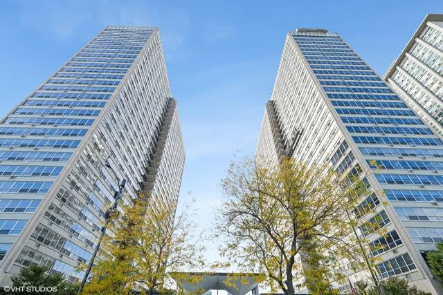 3550 N Lake Shore Drive #1103, Chicago, IL 60657 (MLS #11255276) :: Littlefield Group
