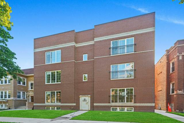 3329 N Avers Avenue 2S, Chicago, IL 60618 (MLS #11255278) :: John Lyons Real Estate