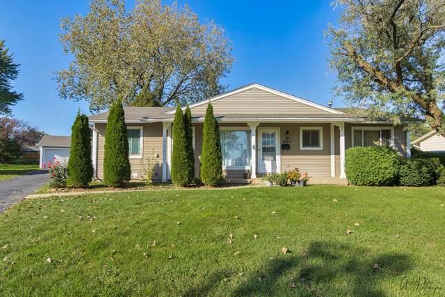 1042 Carpenter Court, Elk Grove Village, IL 60007 (MLS #11255303) :: The Wexler Group at Keller Williams Preferred Realty
