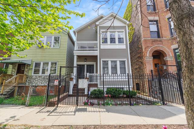 2439 W Cortland Street #1, Chicago, IL 60647 (MLS #11255315) :: The Wexler Group at Keller Williams Preferred Realty