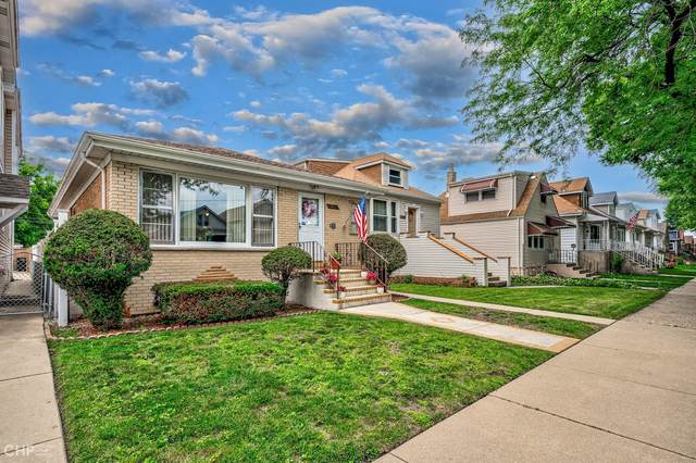 3812 N Octavia Avenue, Chicago, IL 60634 (MLS #11255329) :: John Lyons Real Estate