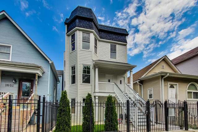 1629 N Sawyer Avenue, Chicago, IL 60647 (MLS #11255331) :: The Wexler Group at Keller Williams Preferred Realty