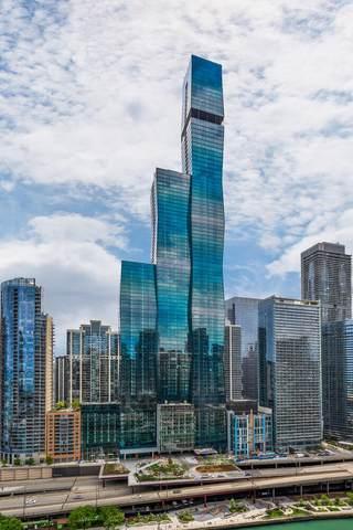 363 E Wacker Drive #3602, Chicago, IL 60601 (MLS #11255379) :: Lux Home Chicago