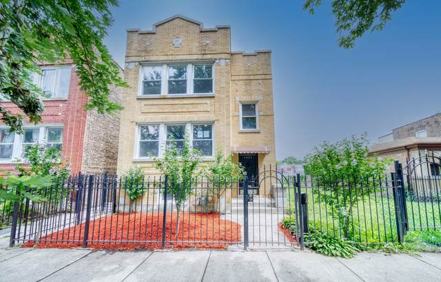 1421 N Kolin Avenue, Chicago, IL 60651 (MLS #11255429) :: The Wexler Group at Keller Williams Preferred Realty