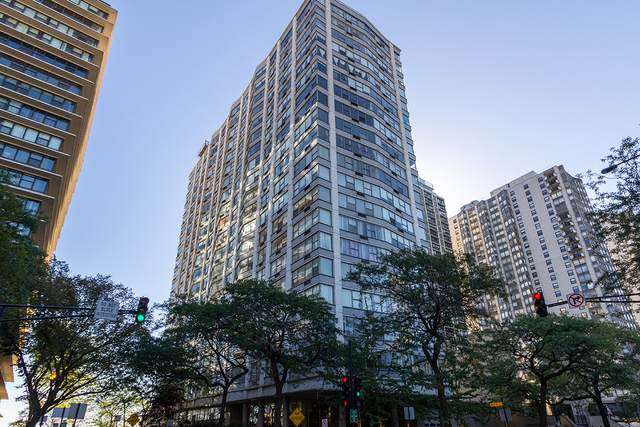 5757 N Sheridan Road 20G, Chicago, IL 60660 (MLS #11255454) :: Lux Home Chicago