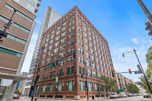 801 S Wells Street #908, Chicago, IL 60607 (MLS #11255455) :: Littlefield Group