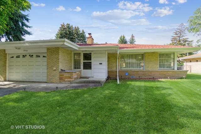 7916 Luna Avenue, Morton Grove, IL 60053 (MLS #11255473) :: The Wexler Group at Keller Williams Preferred Realty