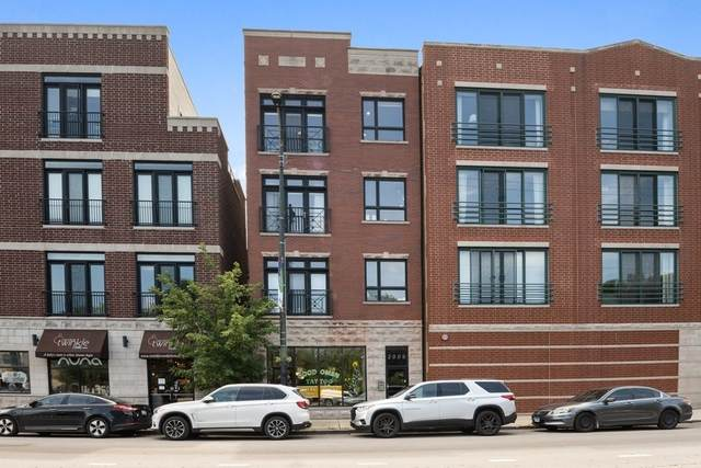 2009 W Belmont Avenue #4, Chicago, IL 60618 (MLS #11255539) :: The Wexler Group at Keller Williams Preferred Realty