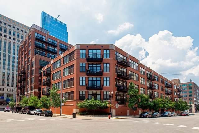 333 W Hubbard Street #1006, Chicago, IL 60654 (MLS #11255546) :: Littlefield Group