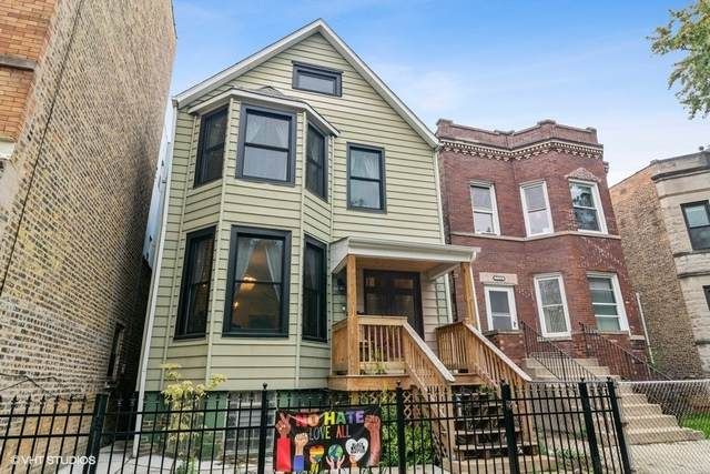2502 N Sawyer Avenue, Chicago, IL 60647 (MLS #11255580) :: The Wexler Group at Keller Williams Preferred Realty