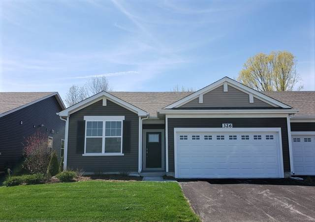 905 Fitzwilliam Way, North Aurora, IL 60542 (MLS #11255596) :: The Wexler Group at Keller Williams Preferred Realty