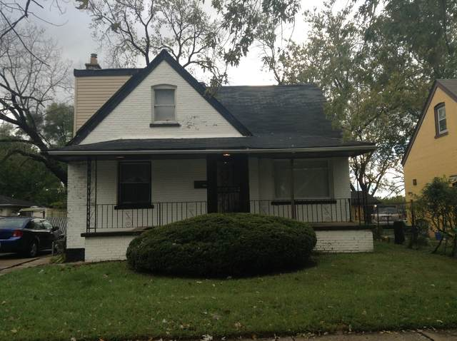 14606 Justine Street, Harvey, IL 60426 (MLS #11255603) :: John Lyons Real Estate