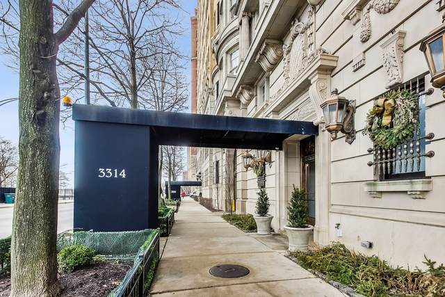3314 N Lake Shore Drive 2D, Chicago, IL 60657 (MLS #11255636) :: Littlefield Group