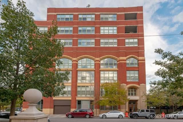 2001 S Calumet Avenue #310, Chicago, IL 60616 (MLS #11255657) :: Littlefield Group