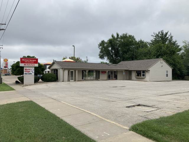 2313 E Oakland Avenue, Bloomington, IL 61701 (MLS #11255670) :: O'Neil Property Group
