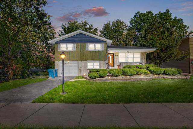 12 E 155th Place, South Holland, IL 60473 (MLS #11255677) :: The Wexler Group at Keller Williams Preferred Realty