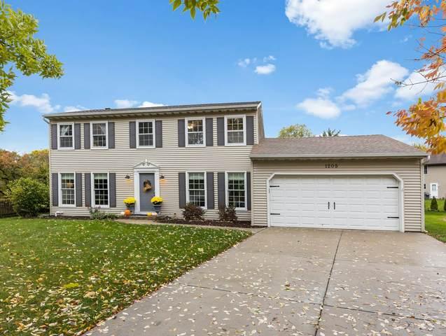 1205 Vermont Court, Naperville, IL 60540 (MLS #11255682) :: Lux Home Chicago