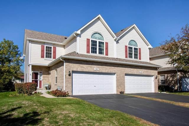 1098 Lily Field Lane, Bolingbrook, IL 60440 (MLS #11255702) :: O'Neil Property Group