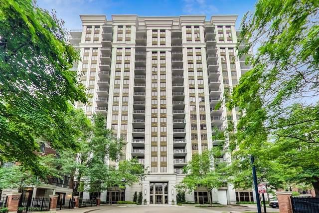 1322 S Prairie Avenue #1206, Chicago, IL 60605 (MLS #11255710) :: Littlefield Group