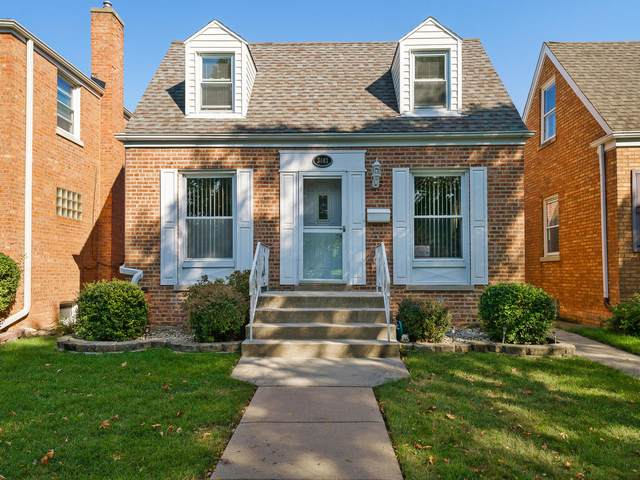 3443 N Page Avenue, Chicago, IL 60634 (MLS #11255741) :: John Lyons Real Estate