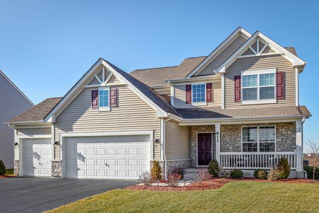 811 Treesdale Way, Joliet, IL 60431 (MLS #11255755) :: O'Neil Property Group