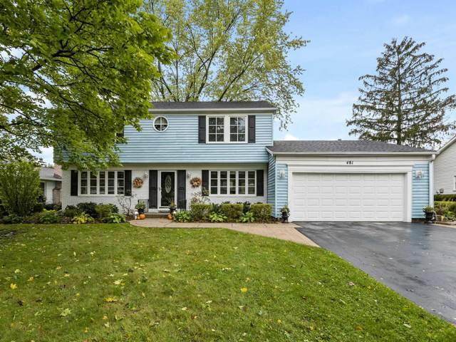 481 Arborgate Lane, Buffalo Grove, IL 60089 (MLS #11255760) :: O'Neil Property Group