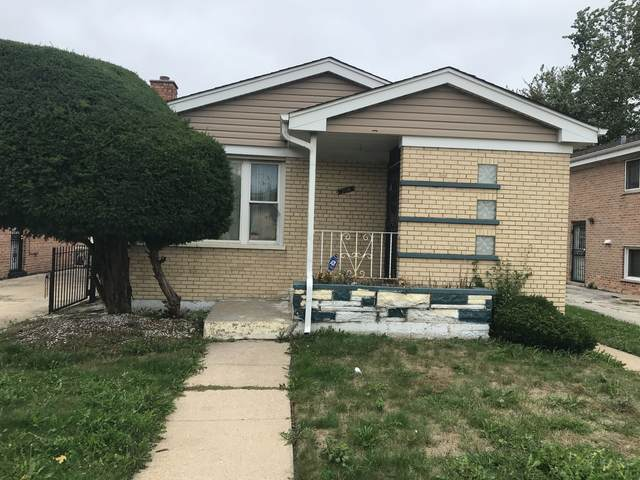 316 E 87th Street, Chicago, IL 60619 (MLS #11255785) :: The Wexler Group at Keller Williams Preferred Realty