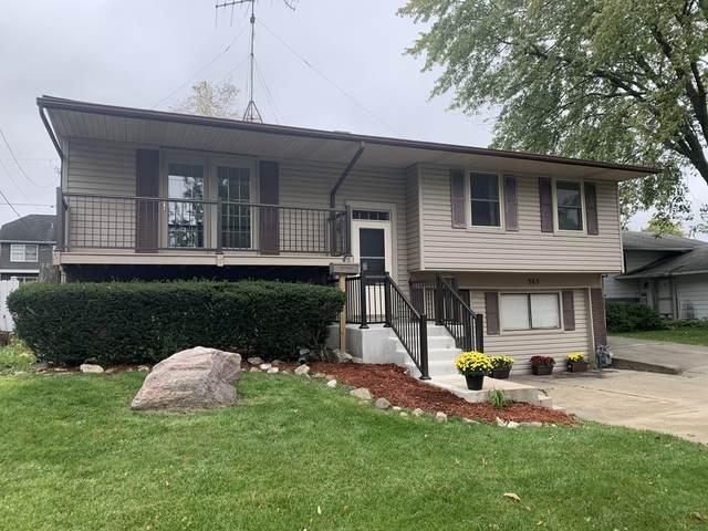 565 Thornwood Drive, Buffalo Grove, IL 60089 (MLS #11255794) :: Littlefield Group