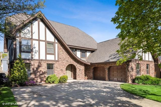 5810 Giddings Avenue, Hinsdale, IL 60521 (MLS #11255795) :: The Wexler Group at Keller Williams Preferred Realty
