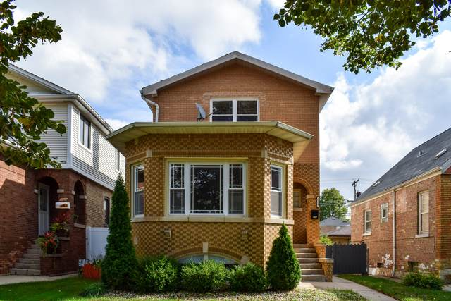3515 N Oriole Avenue, Chicago, IL 60634 (MLS #11255796) :: John Lyons Real Estate