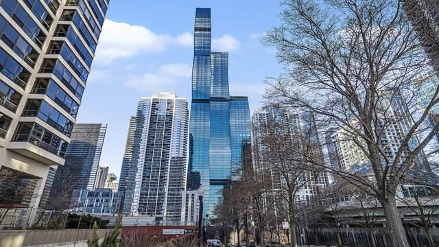 363 E Wacker Drive #3709, Chicago, IL 60601 (MLS #11255811) :: Lux Home Chicago