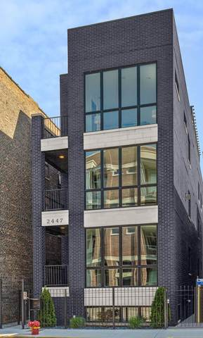 2447 N Clybourn Avenue #2, Chicago, IL 60614 (MLS #11255814) :: The Wexler Group at Keller Williams Preferred Realty