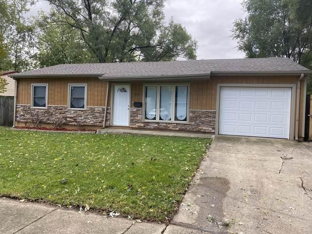 4129 Birchwood Road, Richton Park, IL 60471 (MLS #11255840) :: John Lyons Real Estate