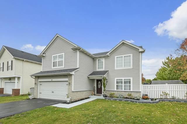 45 Kenilworth Avenue, Romeoville, IL 60446 (MLS #11255864) :: O'Neil Property Group