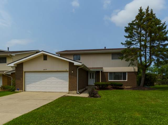 3610 Briar Lane, Hazel Crest, IL 60429 (MLS #11255866) :: O'Neil Property Group