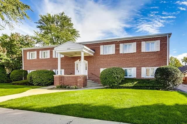 509 N Dunton Avenue #6, Arlington Heights, IL 60004 (MLS #11255889) :: Littlefield Group