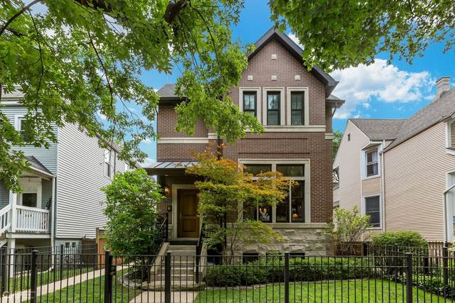 1923 W Cuyler Avenue, Chicago, IL 60613 (MLS #11255912) :: The Wexler Group at Keller Williams Preferred Realty