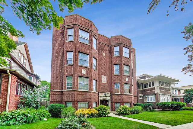 1442 W Fargo Avenue #1, Chicago, IL 60626 (MLS #11255924) :: The Wexler Group at Keller Williams Preferred Realty